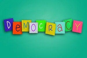 Democracy- Shutterstock