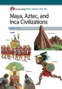 Student Reader: Maya, Aztec, and Inca Civilizations