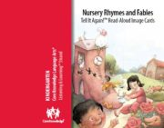 Unit 1: Nursery Rhymes and Fables, Kindergarten Image Cards