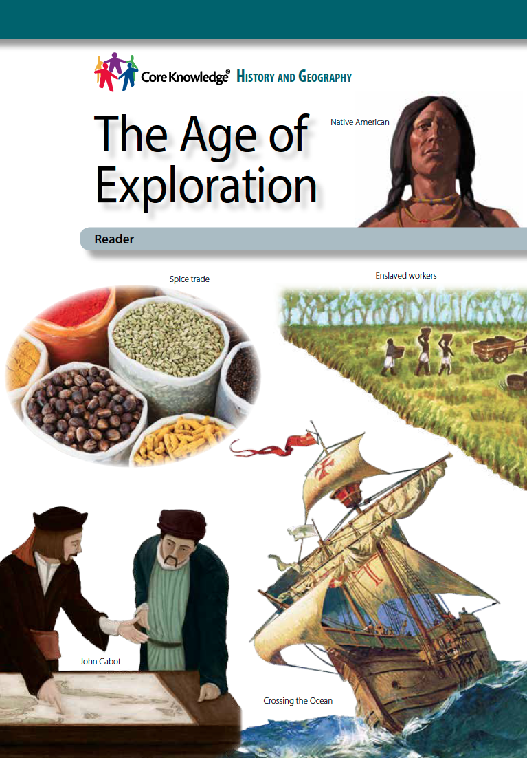 Ckhg Grade 5 Unit 3the Age Of Exploration 12 Daily Lessons