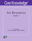 Art Resources Grade 1