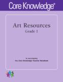 Art Resources Grade 1