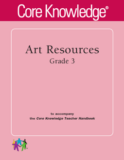 Art Resources Grade 3
