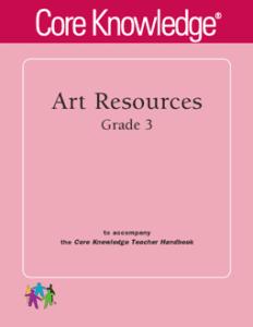 Art Resources Grade 3