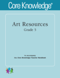 Art Resources Grade 5