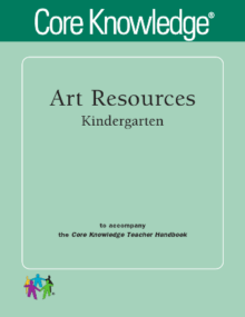 Art Resources Kindergarten