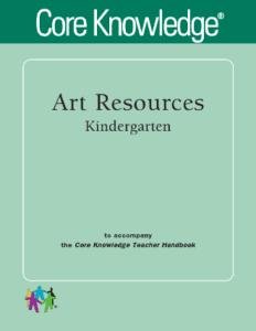 Art Resources Kindergarten