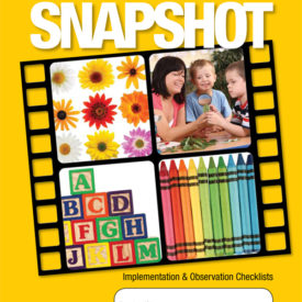 Preschool Snapshot: Implementation & Observation Checklists