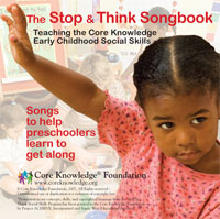 The Stop and Think Songbook CD