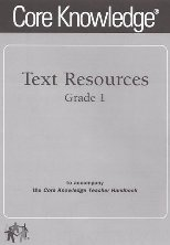 Text Resources for Grade 1