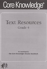 Text Resources for Grade 4