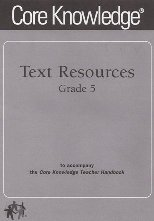 Text Resources for Grade 5