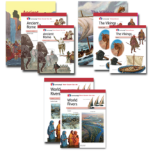 CKHG World History Covers Gr 3