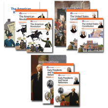 CKHG American History Covers Gr 4