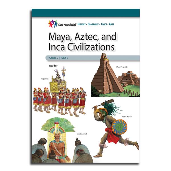picture about Ancient Civilizations Timeline Printable titled Maya, Aztec, and Inca Civilizations: CKHG University student Reader