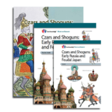 CzarsShoguns_covers