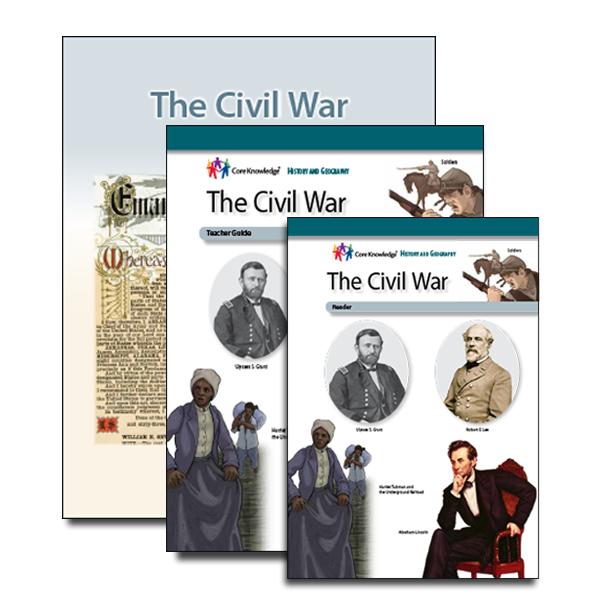 b3676e3245a90 The Civil War  CKHG Homeschool Set
