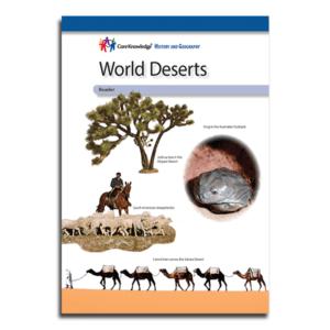 Word Deserts (CKHG Student Reader)