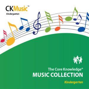 CKMusic Kindergarten cover