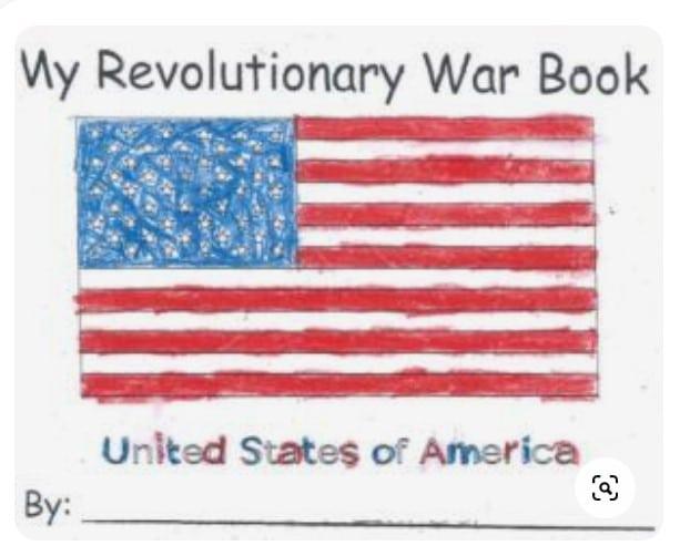 My Revolutionary War Book