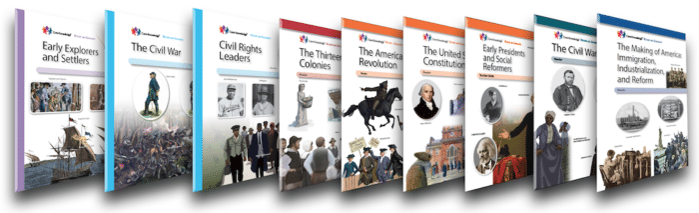 CKHG covers to enrich Language Arts curriculum