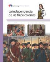 La independencia de las trece colonias cover